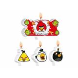 Vela Plana Angry Birds