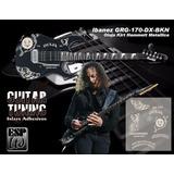 Inlays Guitarra Ouija Kh Metallica