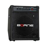 Amp. Combo P/ Contrabaixo 200w Impact Bass Cb 200 Borne
