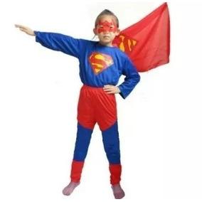 Disfraz Carnaval Niño De Superman,el Zorro,ben 10