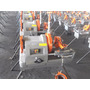 Roscadora Electrica Marca Titanium 1/2 A 2 Precio Neto