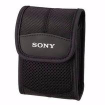 Bolsa Case Cst Cyber-shot P/ Camera Digital Sony Original