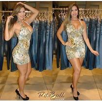 Vestido Pbjeans Pitbulljeans Modela O Bumbum