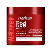 Mascara Matizadora Red Effect Plancton 500g