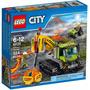Lego City: Volcán: Robot De Búsqueda