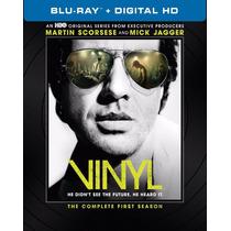 Blu Ray Vinyl Primera Temporada Scorsese Jagger Original