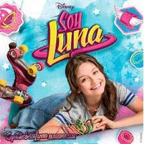 Cotillon Infantil Soy Luna.. Super Completo