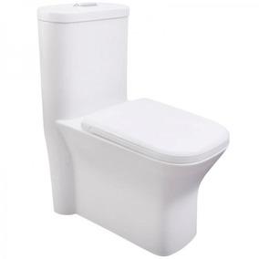 Bacia Sanitária Proaqua Com Caixa Acoplada Pr0055 Branco