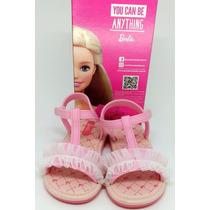 Sandalia Barbie Fashion Girl Baby