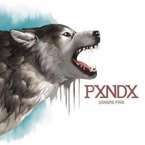 Sangre Fria - Pxndx - Cd + Dvd - Original (14 Canciones)