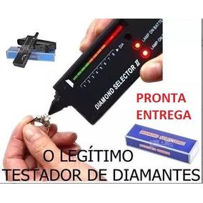 Testador Diamante Brilhante Tester 2 Original Pronta Entrega