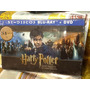 Blu-ray Harry Potter Hogwarts Collection 31 Discos Bd+ Dvd