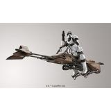 Star Wars Trooper 112 Scout Y Moto Deslizadora