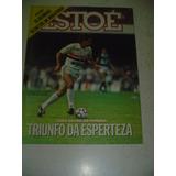 Revista Istoé 532 Josi Campos Careca São Paulo Campeão 1987