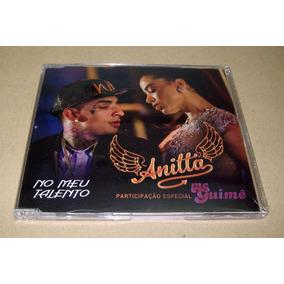 Anitta E Mc Guimê - Cd Single No Meu Talento - Lacrado.