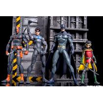 Son Of Batman Nightwing Deathstroke Robin Red Hood Damian Dc