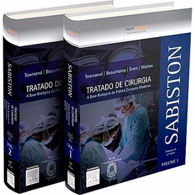 Sabiston Tratado De Cirurgia 19ed 2 Volumes (ebook)