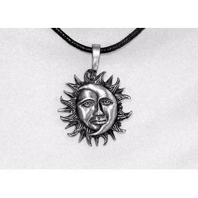Dije De Eclipse: Sol Y Luna