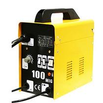 Maquina Soldadora Mig De Microalambre 100 Amp 110v