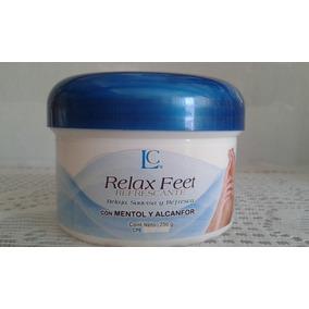 Lior Cosmetics Crema Para Los Pies