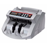 Maquina De Contar Billetes Profesional Detector Dinero Fals