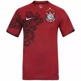 Camisa Corinthians São Jorge Ogum - Nike - Original!