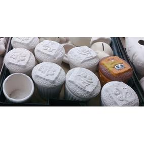 Alhajero .:: Cupcakes Bob Esponja ::.29 C/pza S/pintar