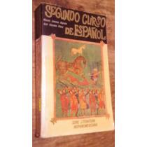 Segundo Curso De Español , Año 1975