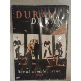 Dvd-duran Duran-live Wembley 2004