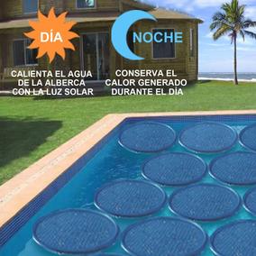 Aro Solar Calentador Agua Alberca Cubierta Caldera Bomba