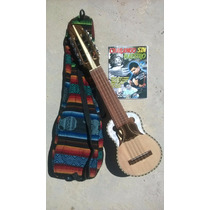 Charango Luthier Artesanal + Funda + Cancionero