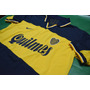 Camiseta Retro Boca Juniors Campeón 1998