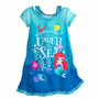 Camisola Deluxe Ariel Pequena Sereia Disney Store 9/10 Anos