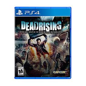 Set Pack Ps4 Dead Rising 1 Y Dead Rising 2 Para Ps4 Nuevos