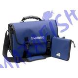 Bolso Shimano Original,pesca,surfcasting,spinning,flyfishing