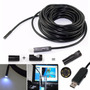 Endoscopio Profesional Sumergible 6 Led 7mm 5 Metros Android