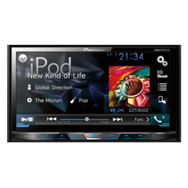 Dvd Pioneer Avhx 5880 Tv Digital 2 Din Bluetooth Mixtrax