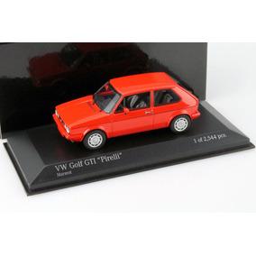 Volkswagen Golf Gti 1983 Minichamps Escala 1/43