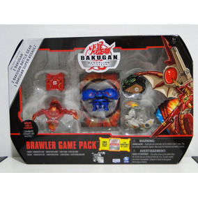 Bakugan Gundalian Invaders Brawler Game Pack #086