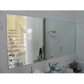 Espelho 4mm Bisote De 2,5 - Sob Medida - Qualquer Medida