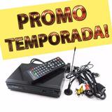 Tv Digital Tda Decodificador Deco Full Hd 1080p Usb