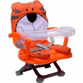 Cadeira De Refeição Portátil Tigre - Dican