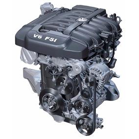 Motor Touareg 3.6 24v V6 280cv Gasolina Semi Novo C/ Nota