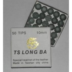 Sola Ts Log Profissional 10mm Taco Sinuca Bilhar Cada