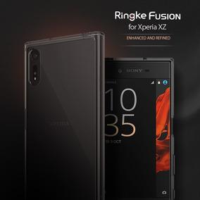 Ringke Fusion Funda Sony Xperia Xz Combo Bumper + Mica