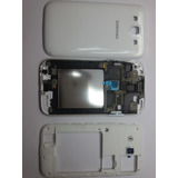 Carcaça Completa Samsung Galaxy Win Duos 8552 Branca