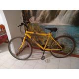 Vendo Bicicleta Lumix Montañera De 26 La Silla Esta Rota