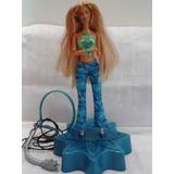 Barbie Estrella Del Pop Rockera Como Nueva Original Mattel