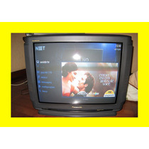 Tv Colorida Panasonic 29 Polegadas Tubo Modelo Tc-29v50b