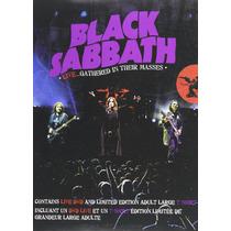 Black Sabbath Gathered In Their Masses ( Dvd Camiseta 2013)